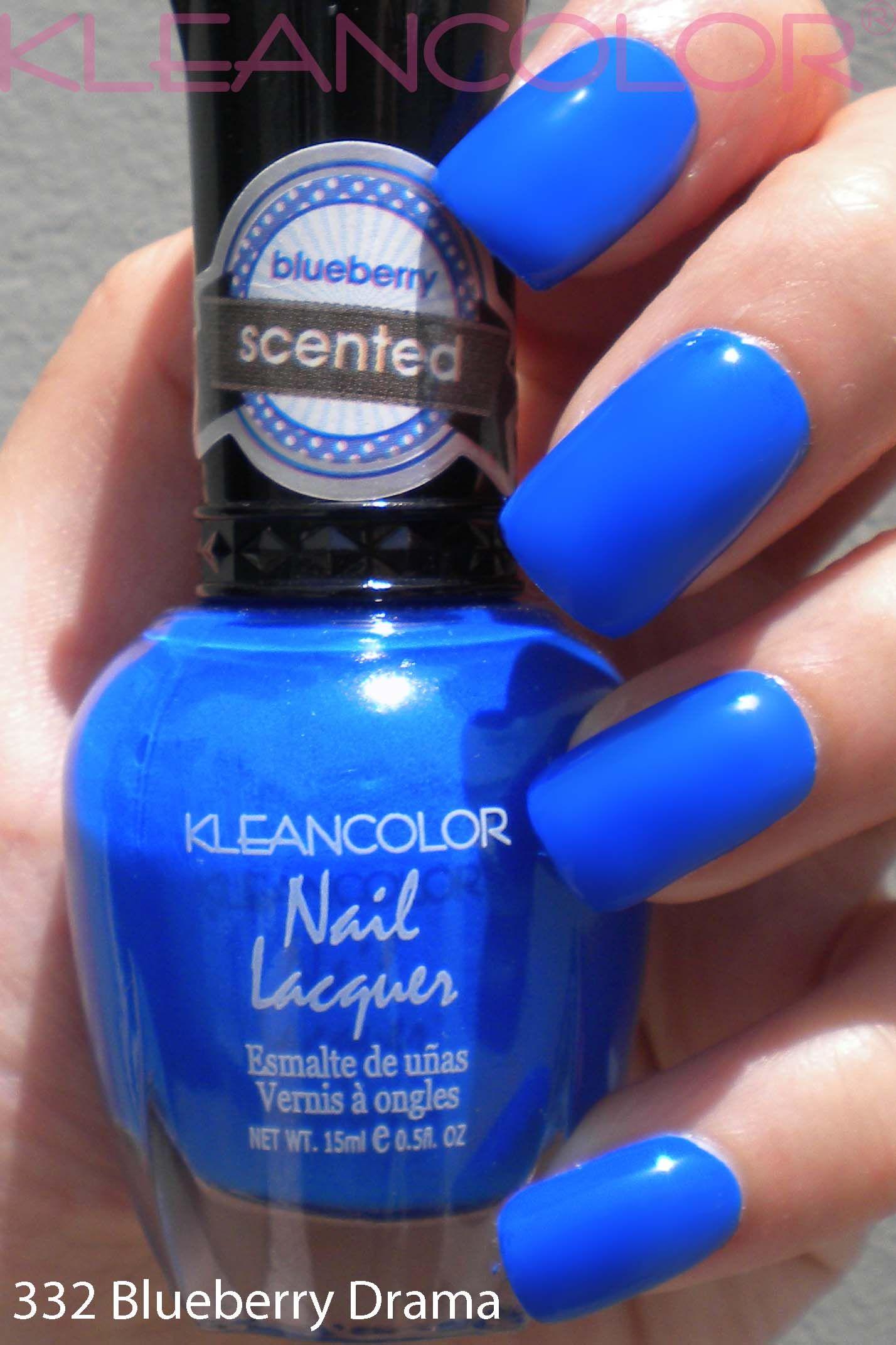 332 Blueberry Drama #scentedpolish #fragrancepolish | Scented Nail ...