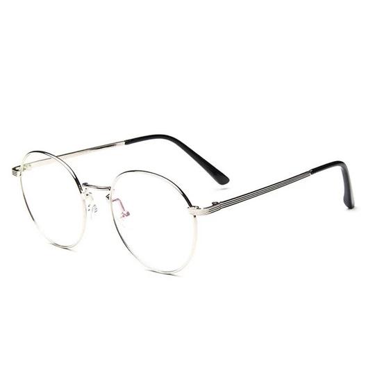 New Hipster Vintage Metal Round Glasses Frame Super Thin