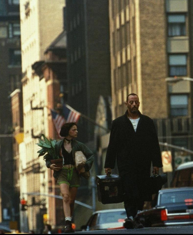 The Professional with Natalie Portman