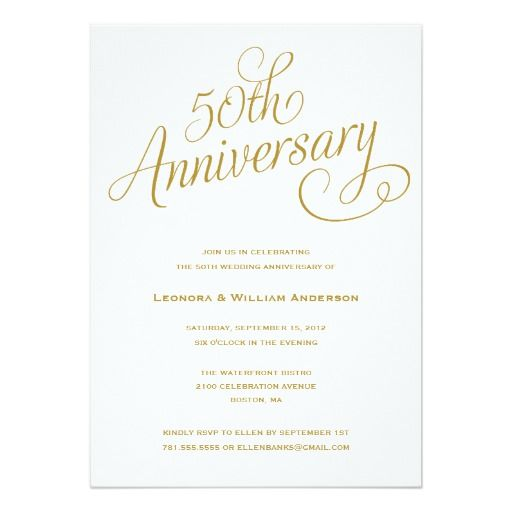 Blue Formal Lace Business Anniversary Invitation Business