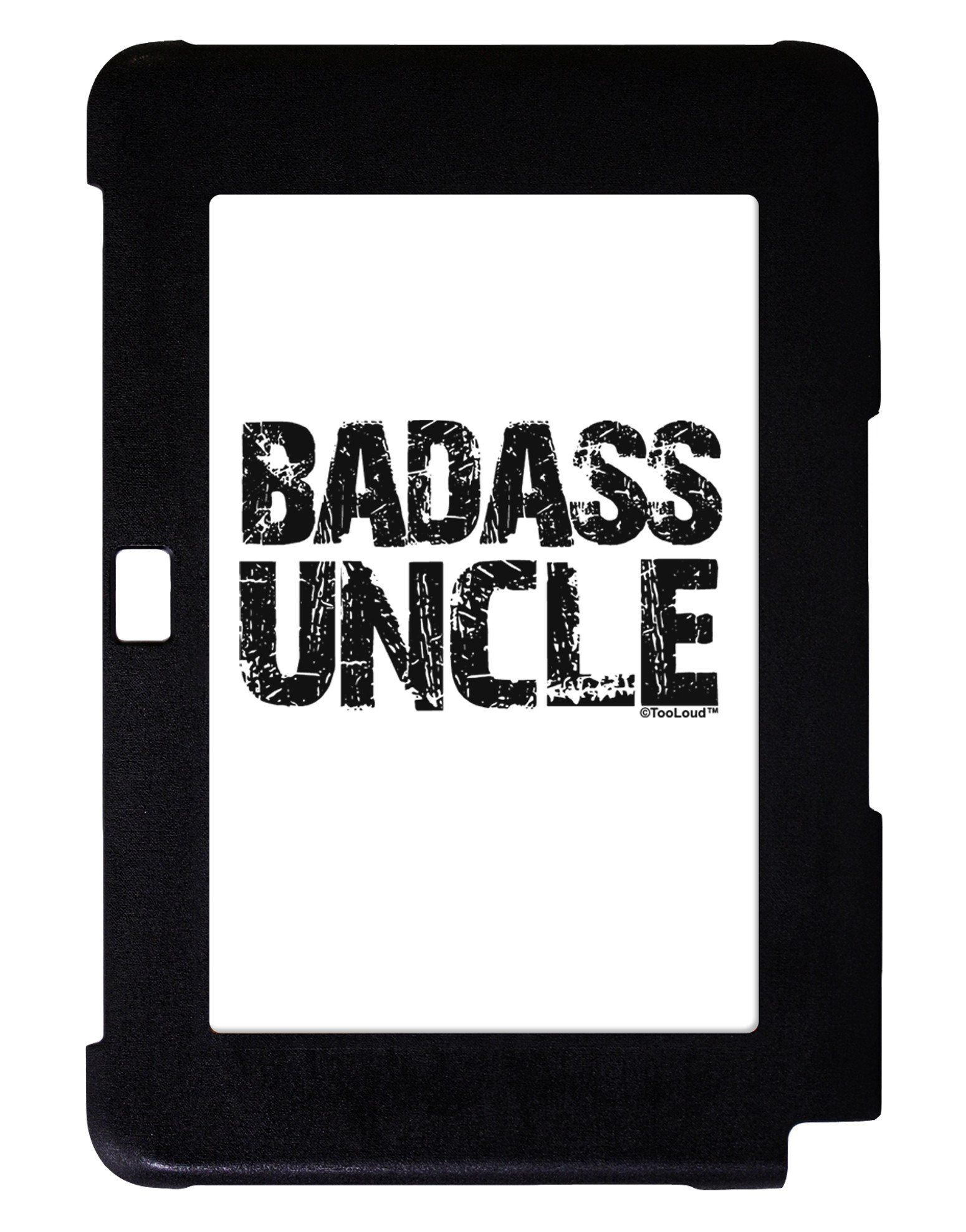 Badass Uncle Galaxy Note 10.1 Case by TooLoud