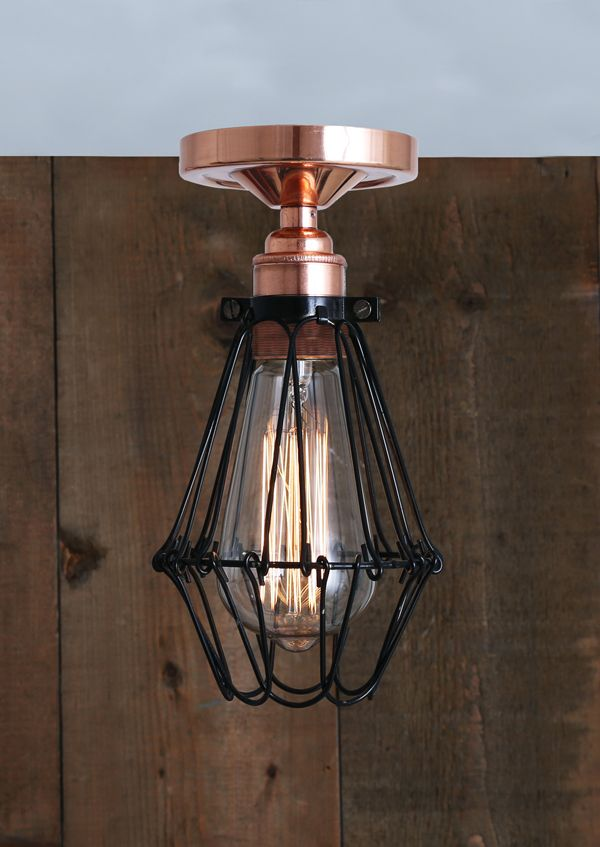 Juba flush cage light mullan lighting lime lace £44 ceilinglight lighting