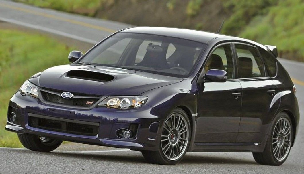 Subaru Wrx Sti Hatchback Subaru