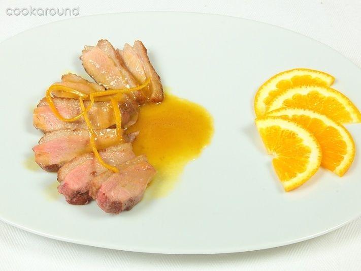 Petto d'anatra all'arancia: Aggiustata cin un pò di miele e/o zucchero è la miglior ricetta che ho trovato per questo piatto prelibatissimo!