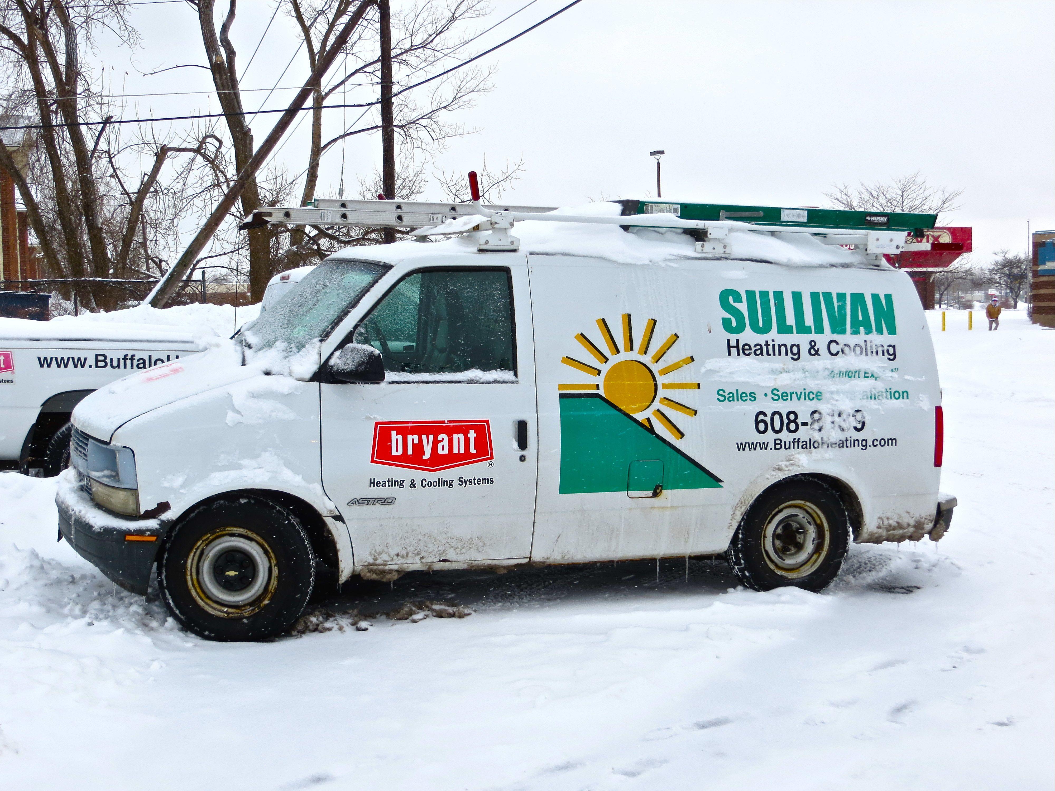 Sullivan Heating Buffalo Heating, air conditioning, Air
