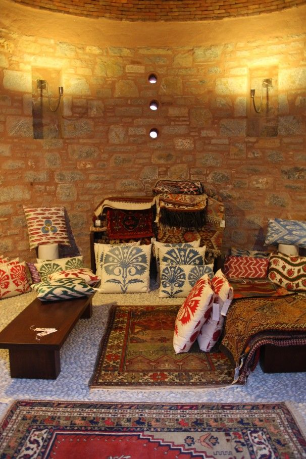The In House Amanruya Shop Offers The Finest Turkish Home Décor .