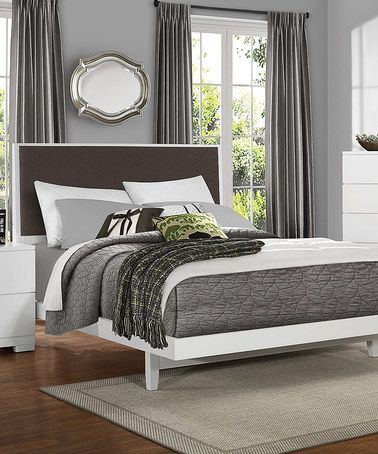 Look At This Zulilyfind Ionia Queen Bed Frame Zulilyfinds With