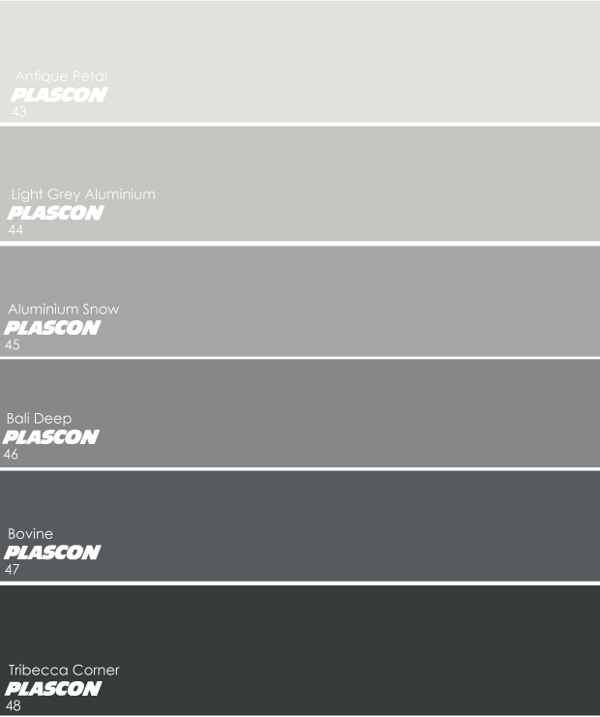 Dusk Grey: Plascon's Favourite Greys: