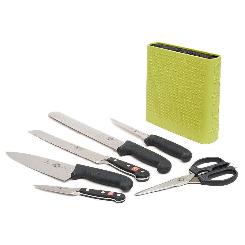 If our Test Kitchen à la carte Knife Set is too expensive for you, we've compiled a list of our favorite inexpensive options.