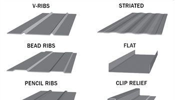 What Is Standing Seam Metal Roofing Comparisons Types Uses Standing Seam Metal Roof Standing Seam Metal Roof