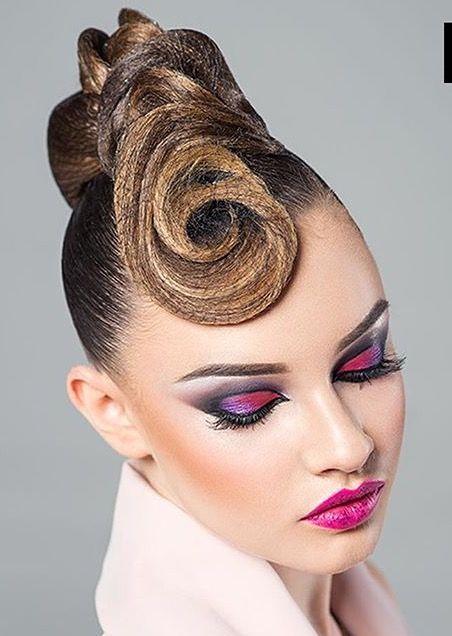 Pin By Kelly Simon On Ballroom Hair Pinterest Ballroom Dance