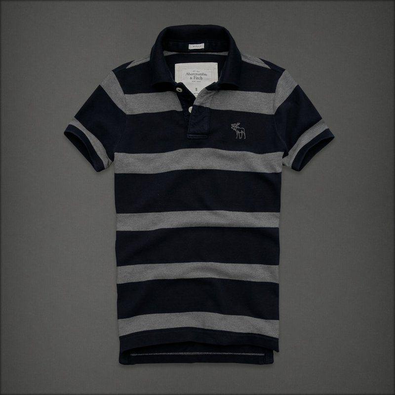 hollister collar t shirts