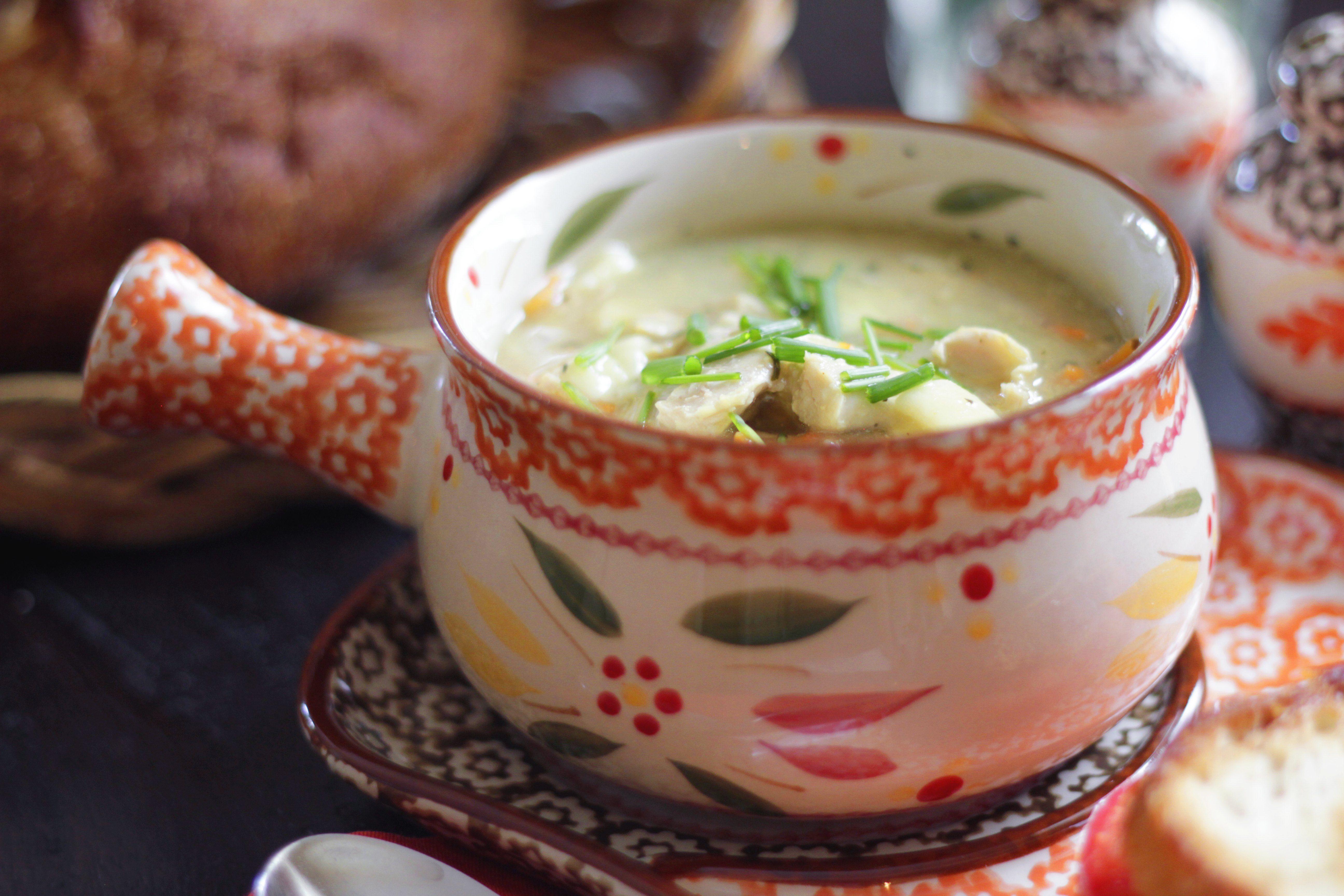 temptations® Old World Soup & Sandwich Set in Fallfetti