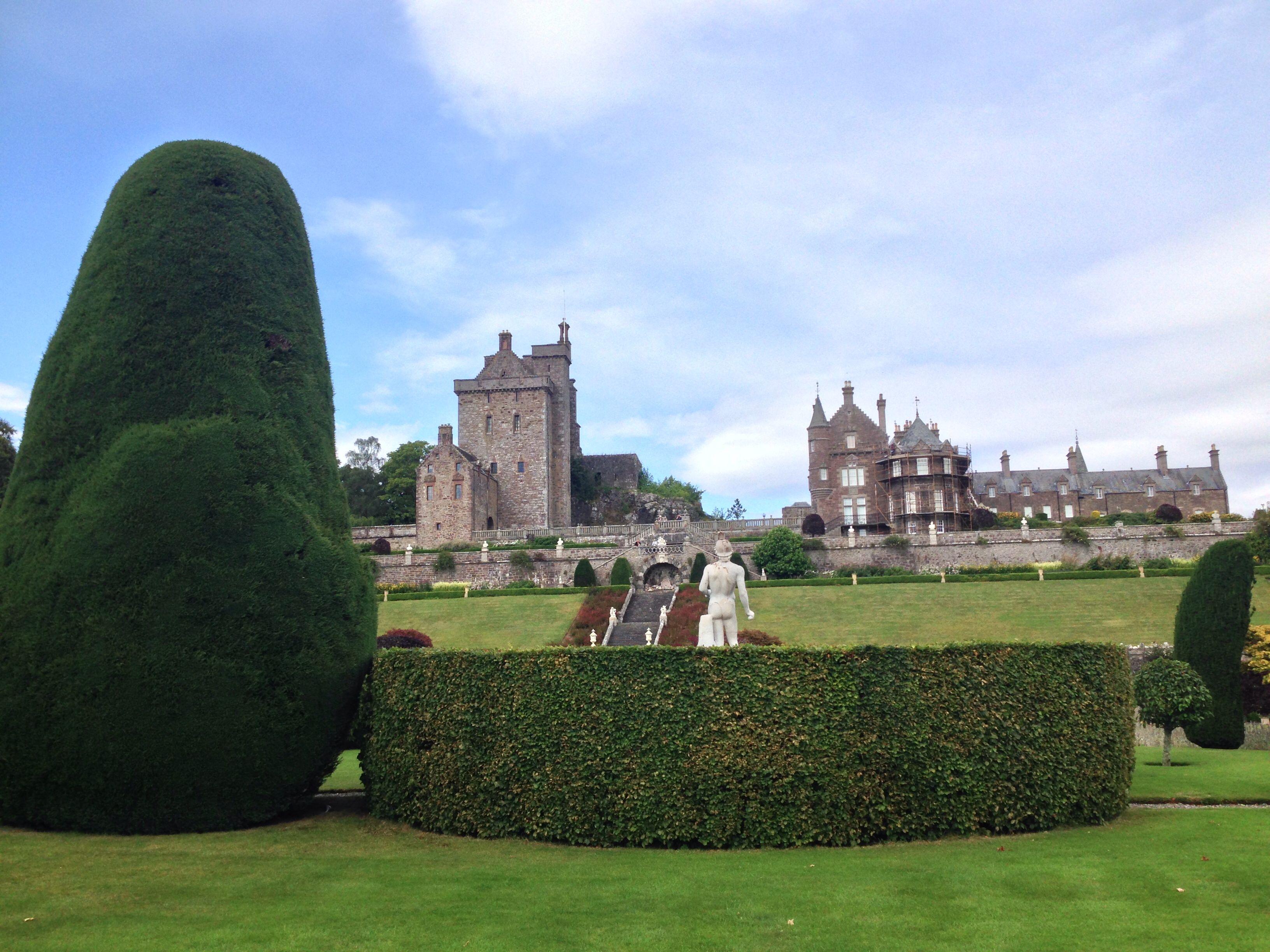 Drummond Castle