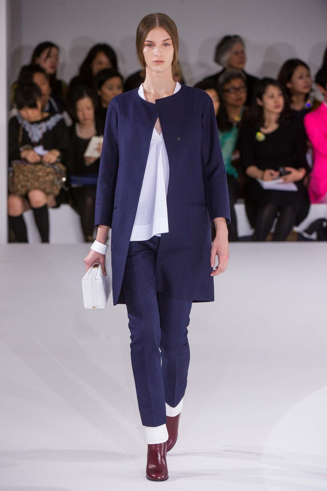 Jil Sander Ready-to-Wear S/S 2013 gallery - Vogue Australia