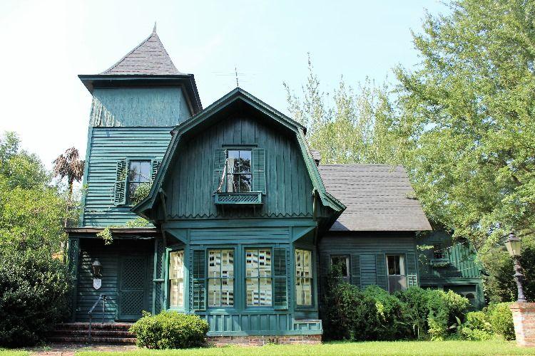 Burbank cottage thomasville old houses thomasville