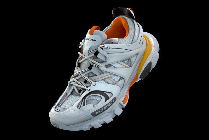 Selfridges Announces Exclusive Balenciaga Track Sneaker