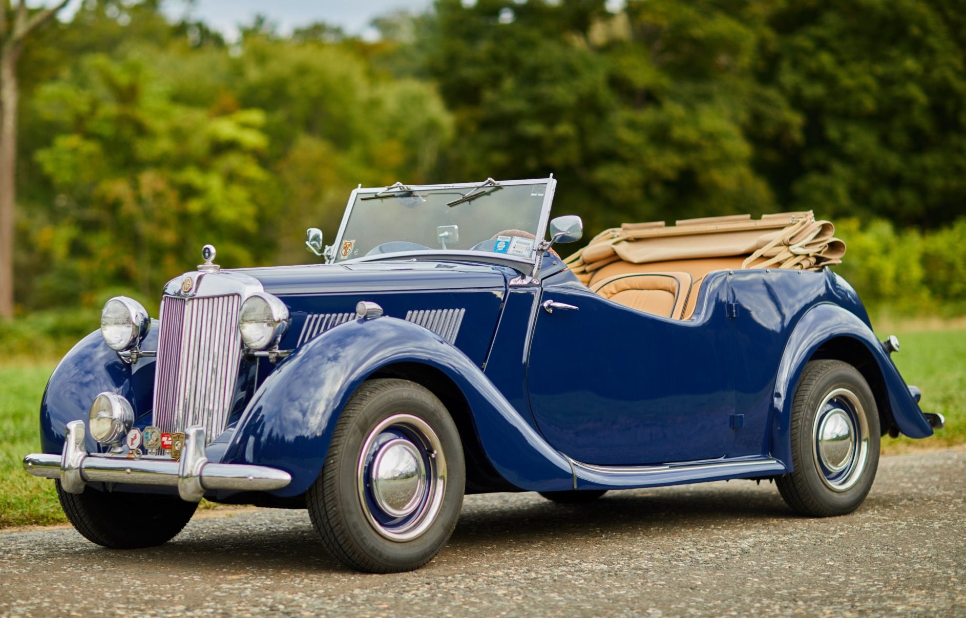 1950 mg y tourer classic sports cars old sports cars