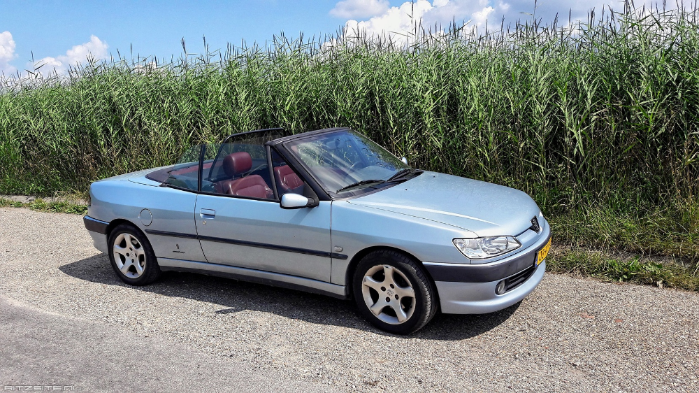 Peugeot 306 Phase 3 2 0i 16v Cabriolet By Pininfarina 2000 Fr3q Ritzsite Photo Archive Cabriolets Peugeot Top Cars