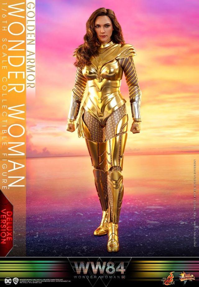 Hot Toys Latest Wonder Woman 1984 Figure Spreads Her Golden Wings In 2020 Wonder Woman Wonder Woman Movie Gal Gadot Wonder Woman