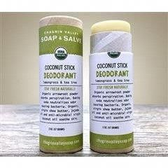 Chagrin Valley Deodorant Stick - Kokos-Zitronengras-Teebaum ...   - Many Uses For Virgin Coconut Oil -