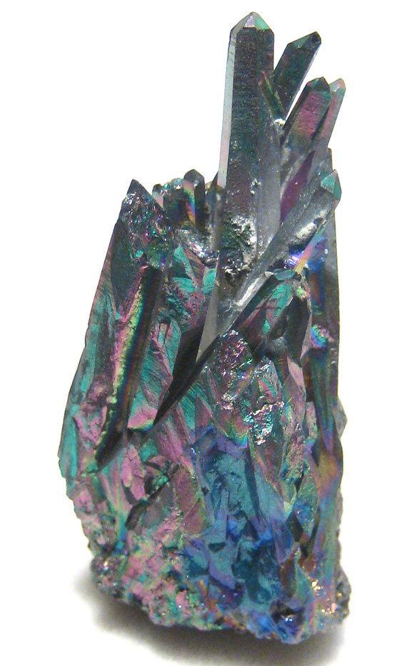 Titanium Crystal Quartz