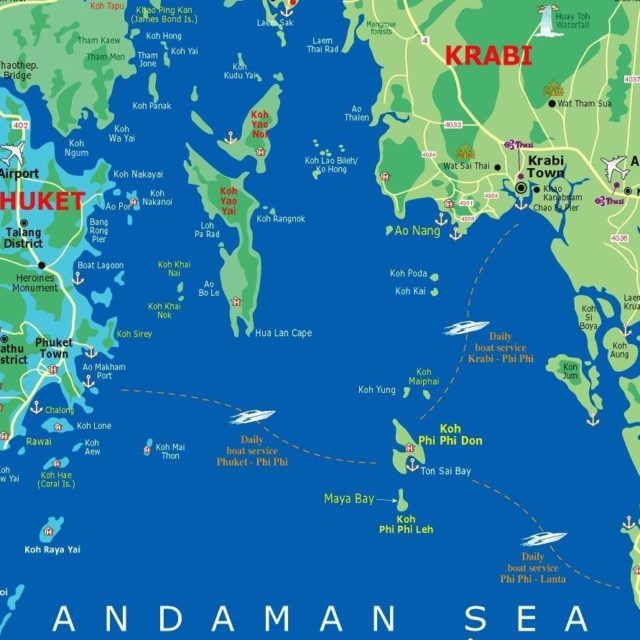 Skip Phuket - try Krabi