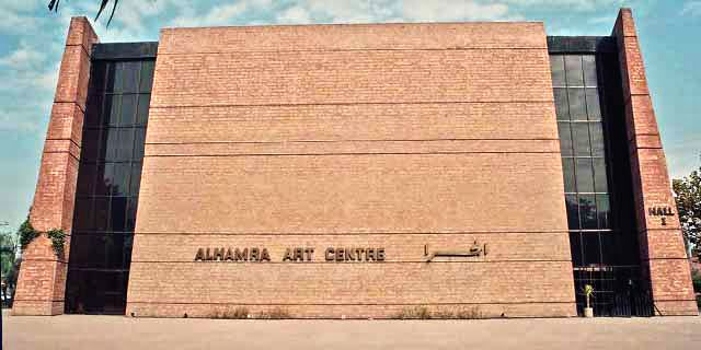 Alhamra arts council lahore pakistan architecture in for Nayyar ali dada home designs