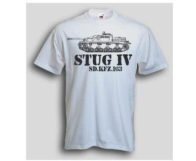 T-Shirt Stug IV / mehr Infos auf: www.Guntia-Militaria-Shop.de
