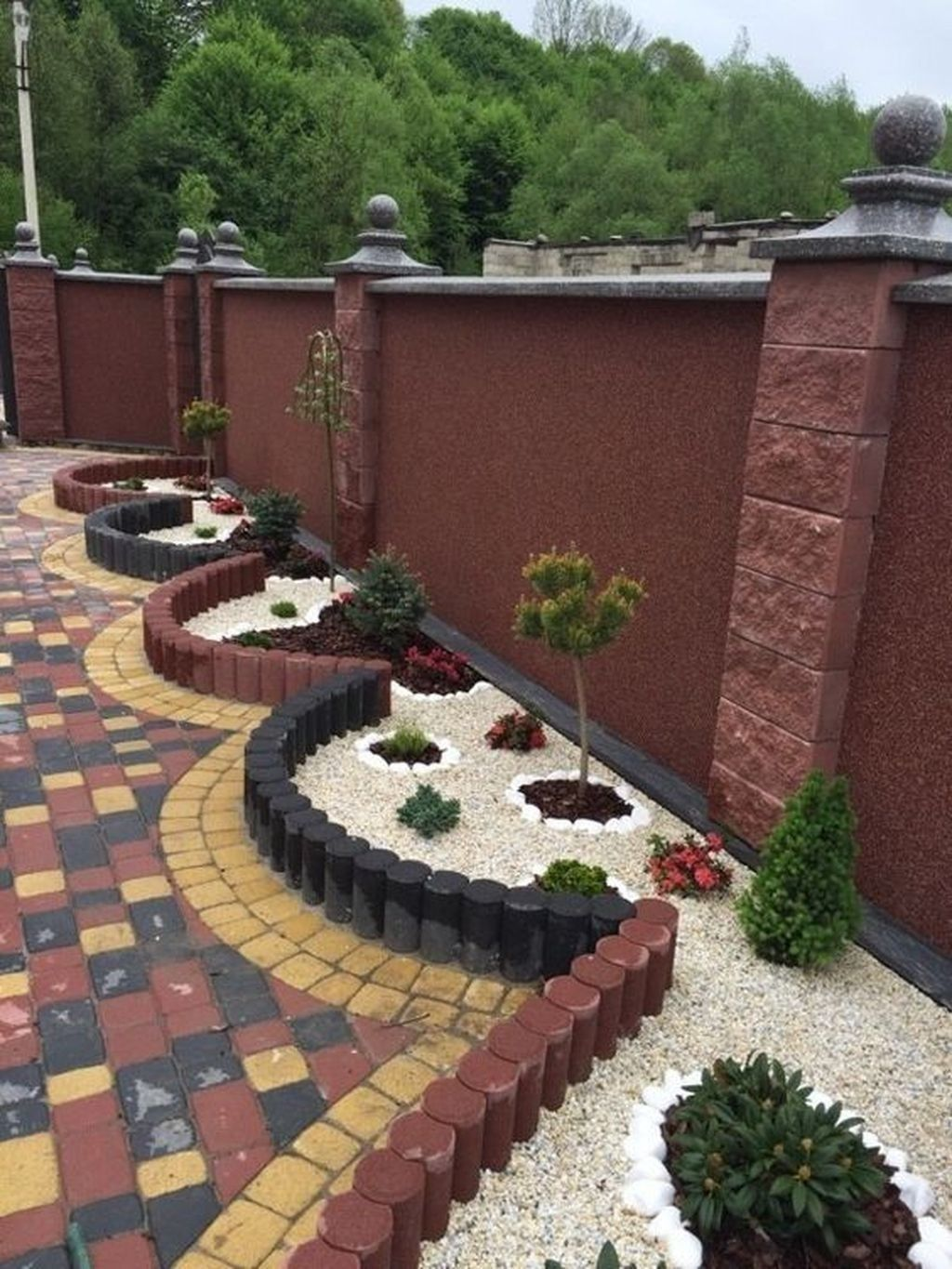 30 Finest Gravel Landscaping For Backyard Gravel Landscaping Backyard Landscaping Patio Landscaping
