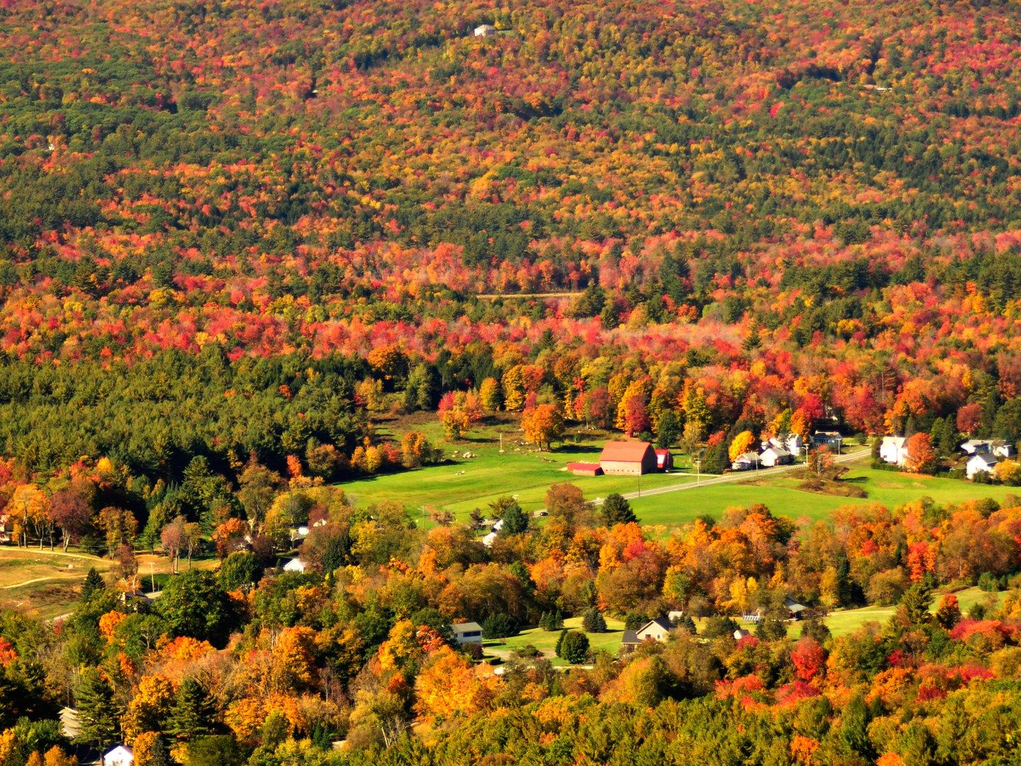The Ultimate Fall Road Trip Through New England New
