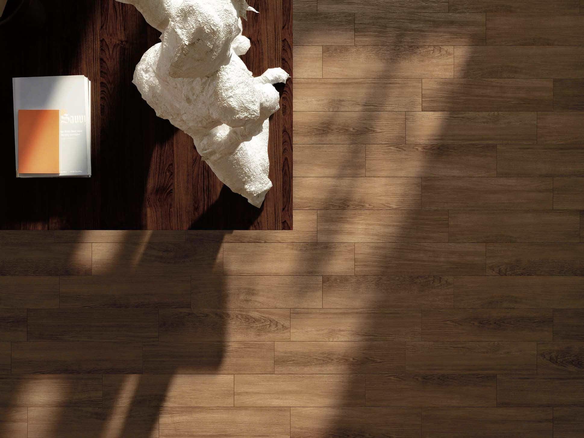 Baldosa suelo gres porcelanico interior imitacion parquet - Suelo imitacion parquet ...