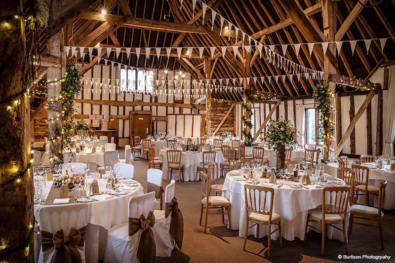 Clock Barn Wedding Venue In Hampshire