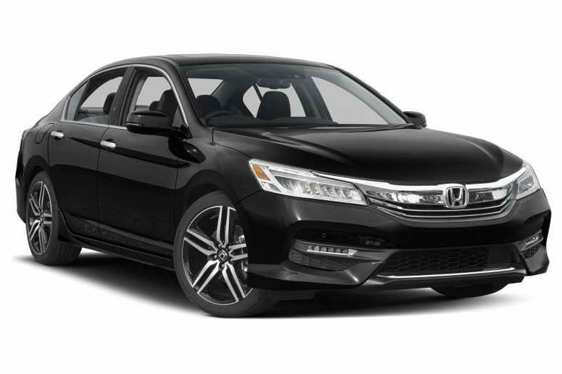 Honda Accord 2017 Black | Black honda accord, Black honda ...