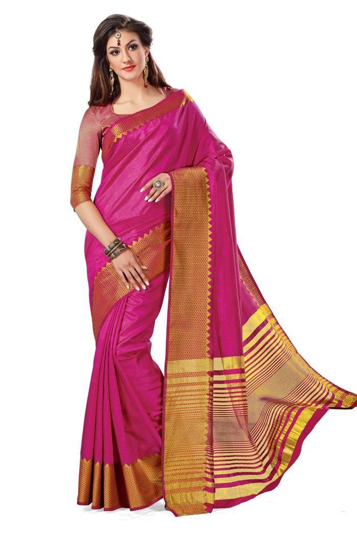 9108311d8fa Tulsi 3 Ashika Designer Tussar Silk Saree