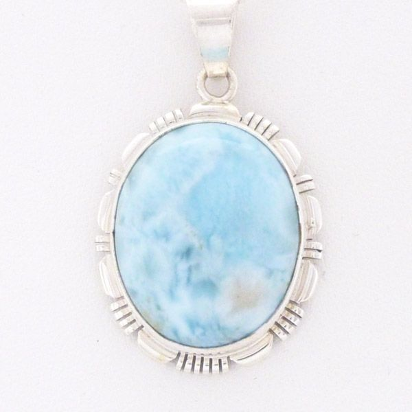 The stone's unique color is believed to be the color of the ocean in tropical areas and represents balance and peace, clarity, healing and love.