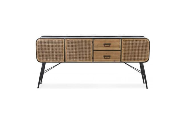 ELTON sideboard with 3 doors and 2 drawers