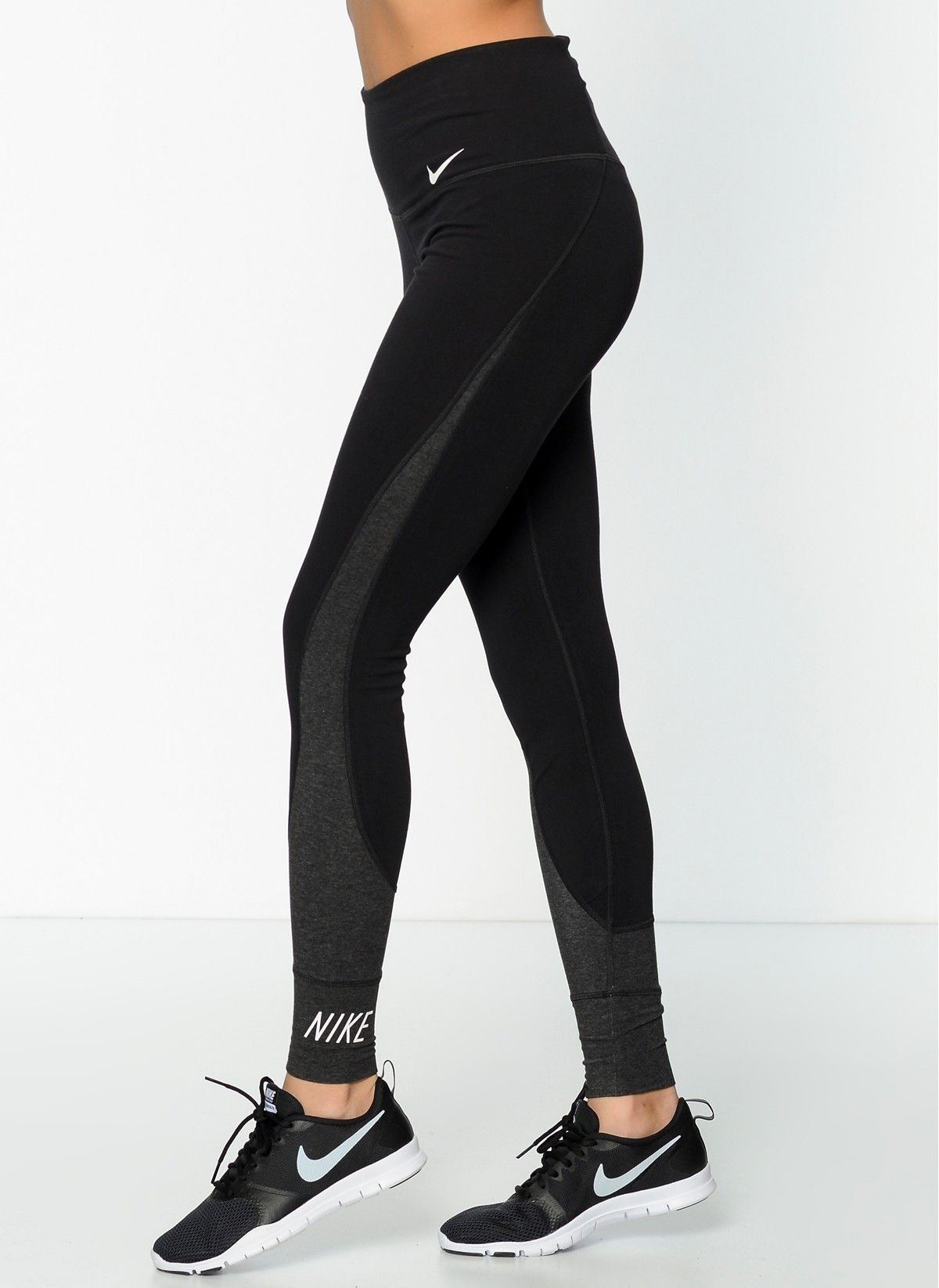 91878525a4148 Leggings, Tights, Powerful Women, Sculpting, Black Jeans, Nike Women,  Clothing