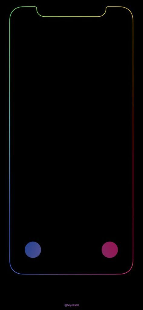 Iphone X Wallpaper With Notch Tecnologist Black Wallpaper Iphone Apple Wallpaper Iphone Game Wallpaper Iphone