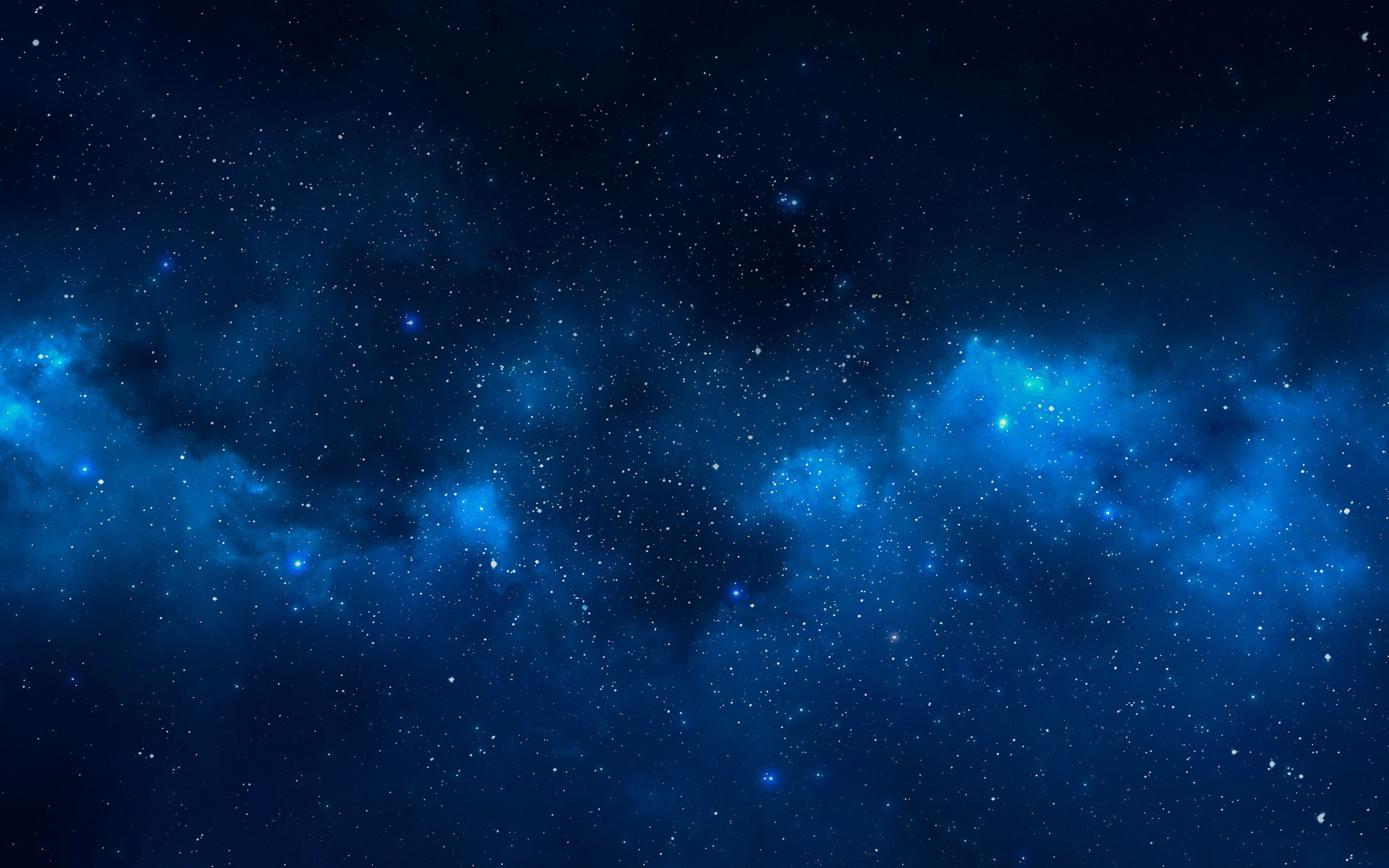 Res 2880x1800 Deep Space 4k Computer Wallpaper Hd Galaxy Wallpaper Blue Galaxy Wallpaper