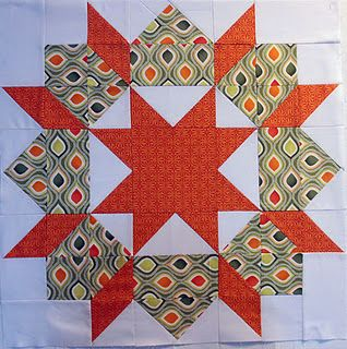 Another especially pretty Swoon block to love.