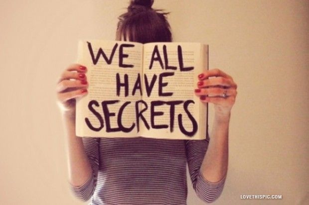 We All Have Secrets The Husband S Secret Words Relationship Quotes