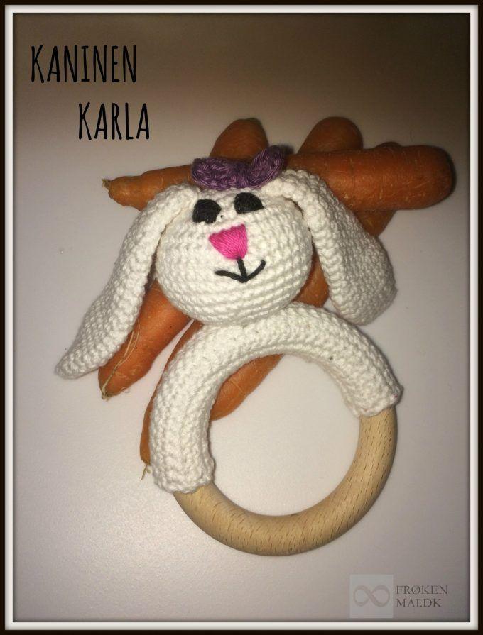 Kaninen Karla - Karla The Rabbit
