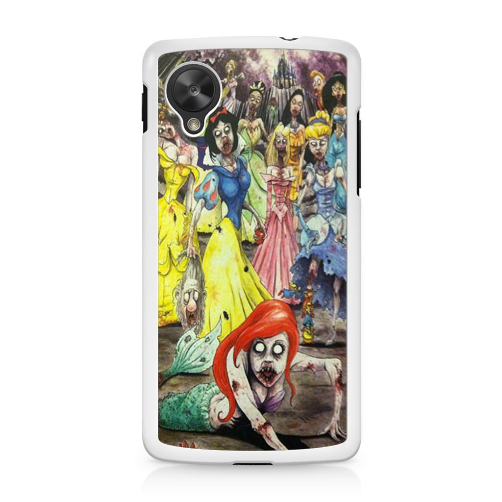 Disney Princess Zombies iphone case