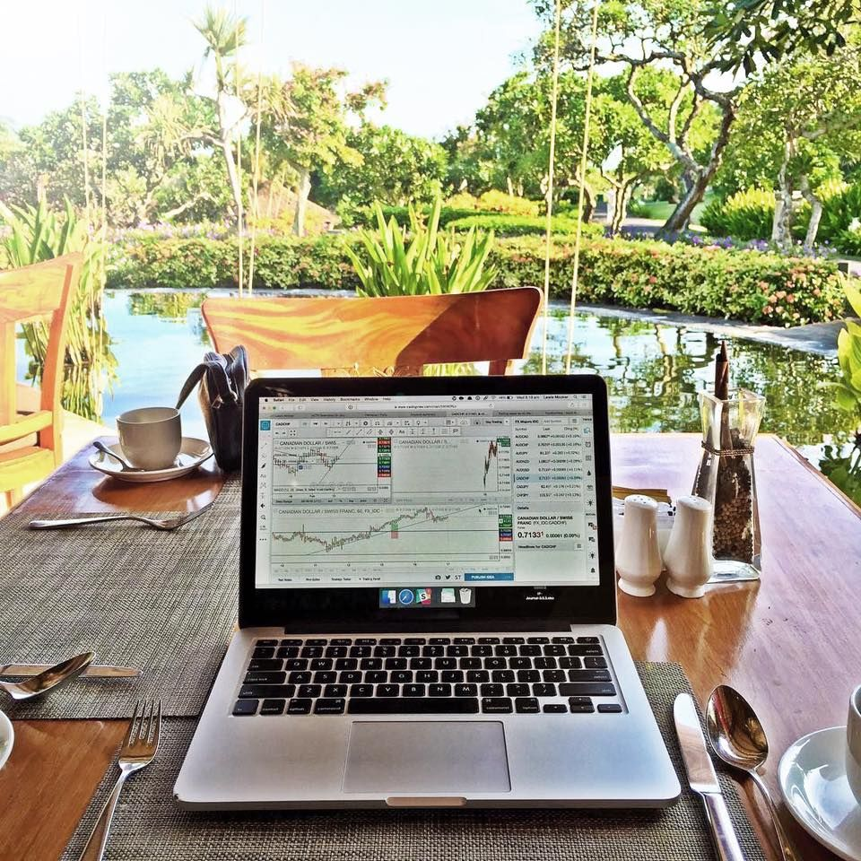 Starting The Day Right In Bali