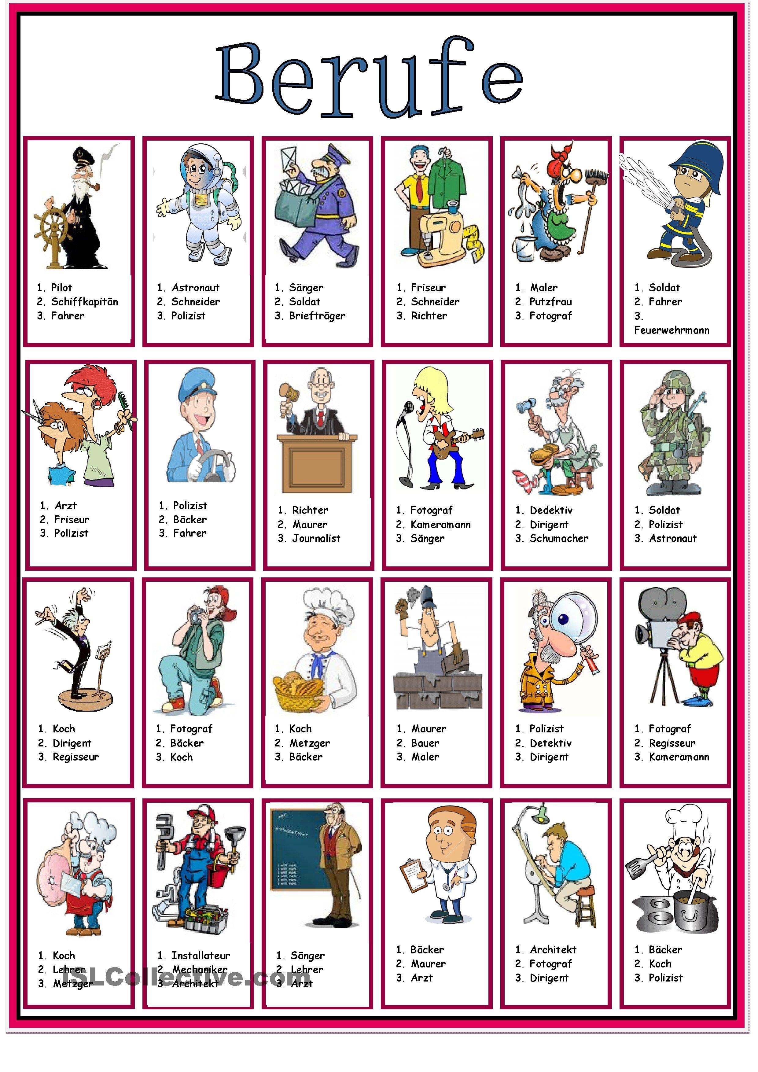 Französisch Wörter