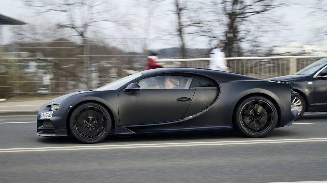 Matte Black ! Photo by @lordalex22 #Bugatti #Chiron #OnlyChirons ...