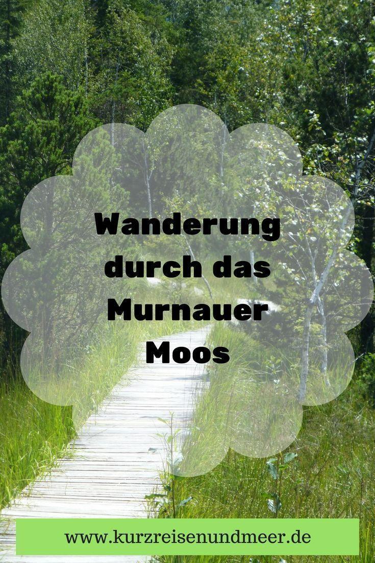 Wanderung um das Murnauer Moos #aroundtheworldtrips