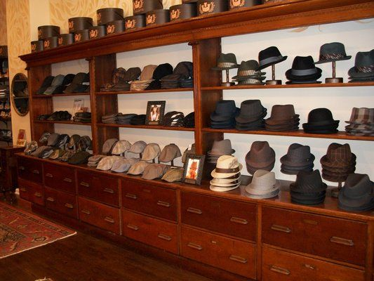 e2717f0f759 Goorin Bros. Hat shop Wicker Park. Yelp