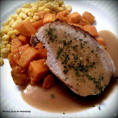 Marinated Pork Roast